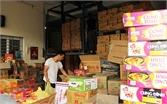 Bảo đảm cung ứng hàng hóa khi xảy ra thiên tai