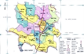 Bản đồ hành chính huyện Việt Yên