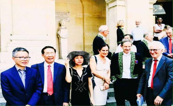 GS Ngô Bảo Châu được bầu làm viện sĩ Viện Hàn lâm Khoa học Pháp