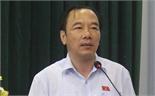 Đại biểu Quốc hội khóa XIV tiếp xúc cử tri Tân Yên