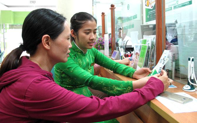 Vietcombank: Ngân hàng hàng đầu về dịch vụ thanh toán quốc tế