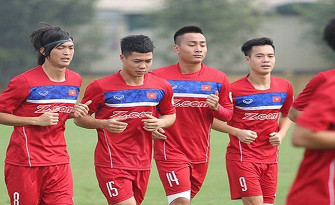 Football players summoned for AFC U23 champs qualifiers