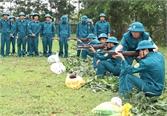 Ban CHQS huyện Lạng Giang bám sát nhiệm vụ trọng tâm, xây dựng đơn vị vững mạnh toàn diện