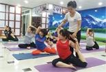 Nở rộ cơ sở tập Yoga - Ai  quản?