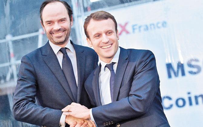 Khi nước Pháp trở mình