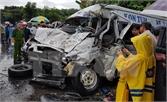 Thêm 2 nạn nhân tử vong trong vụ tai nạn trên đường Hồ Chí Minh