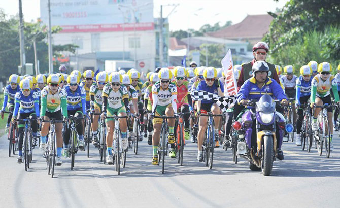 Cyclists to compete at Number 1 Cup