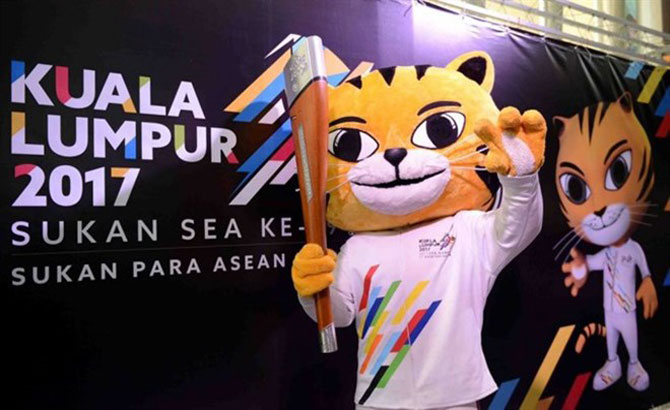 Local athletes gear up for SEA Games
