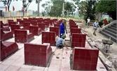 Lục Nam hỗ trợ 230 triệu đồng sửa chữa, nâng cấp nghĩa trang liệt sĩ