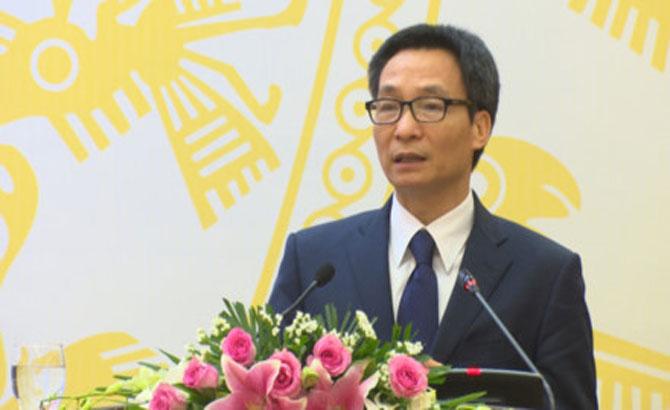 Phó Thủ tướng Vũ Đức Đam chỉ đạo công bố điểm thi thuận tiện nhất cho thí sinh