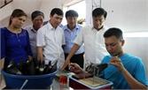 Phó Chủ tịch UBND tỉnh Dương Văn Thái thăm mô hình nông nghiệp tiêu biểu tại Lục Nam