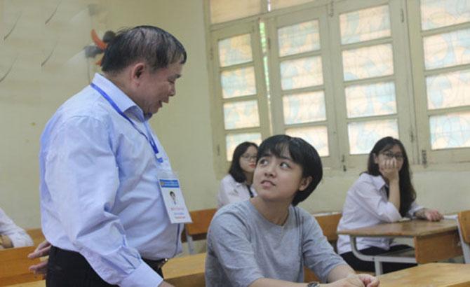 Bộ GD-ĐT đang phân tích phổ điểm thi THPT Quốc gia 2017