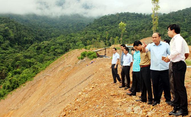 Chủ tịch UBND tỉnh Nguyễn Văn Linh chỉ đạo: Khẩn trương hoàn thiện hạ tầng phục vụ lễ hội Tây Yên Tử năm 2018