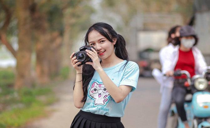 Nữ thủ khoa 30 điểm khối A là học sinh trường ngoại thành Hà Nội