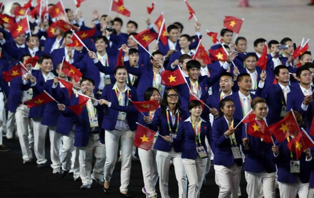 Vietnam to attend 29th SEA Games with 693 members