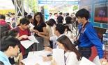 Hàng ngàn thí sinh tham gia Ngày hội tư vấn xét tuyển ĐH, CĐ