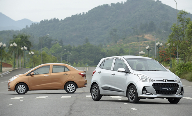 Chuyển từ nhập sang lắp, Hyundai Grand i10 hạ 12% giá