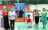 Chi nhánh Ngân hàng Nhà nước 7 tỉnh tổ chức hội thao tại Bắc Giang