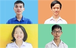 Những gương mặt xuất sắc kỳ thi THPT quốc gia