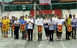 Gần 100 VĐV tham gia giải bóng chuyền toàn tỉnh