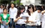 Công bố mẫu phiếu điều chỉnh nguyện vọng xét tuyển