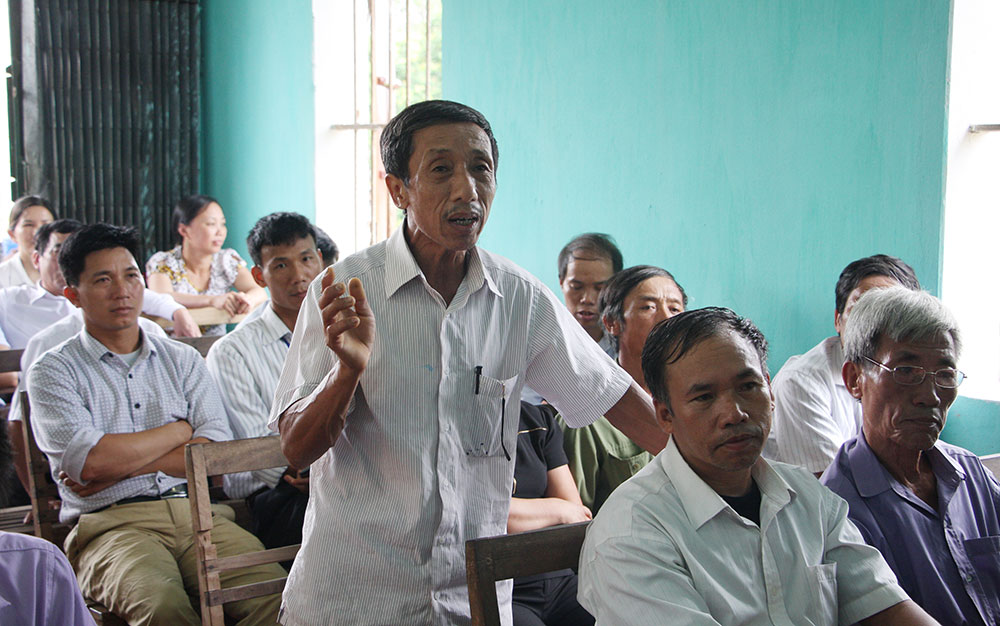 Những ý kiến tâm huyết gửi tới kỳ họp thứ Ba, HĐND tỉnh