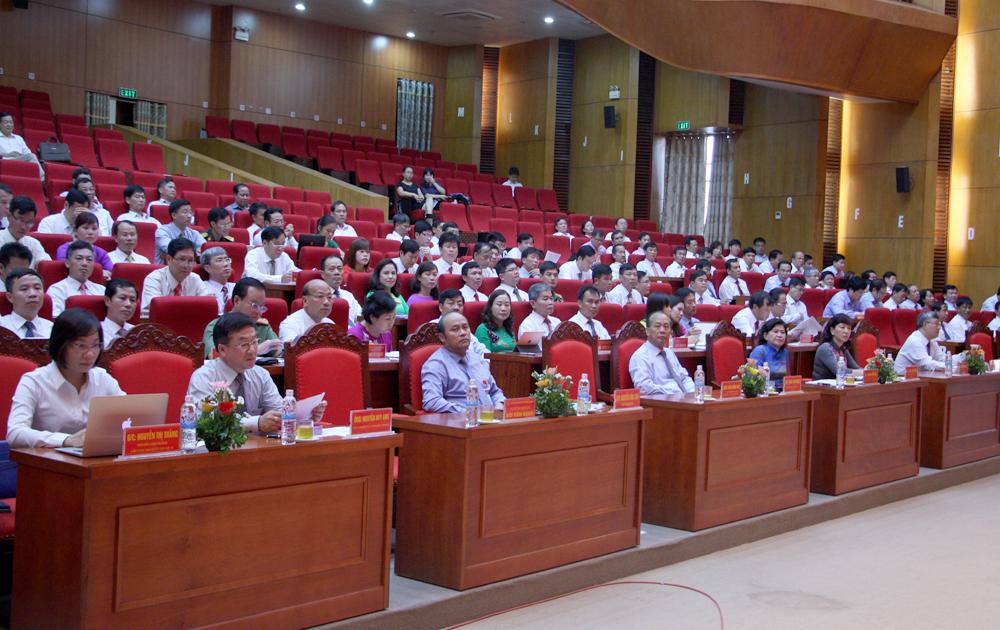Hội đồng nhân dân, khai mạc, kỳ họp, thứ ba, HĐND tỉnh,  khóa XVIII