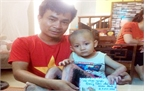 Cháu Đỗ Quang Vinh đang hồi phục tích cực