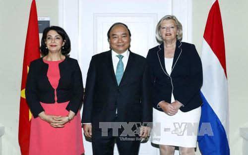 Thủ tướng Nguyễn Xuân Phúc kết thúc tốt đẹp chuyến thăm chính thức Vương quốc Hà Lan