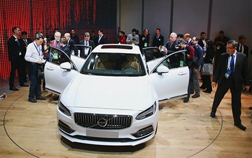 Volvo sẽ từ bỏ động cơ xăng vào năm 2019
