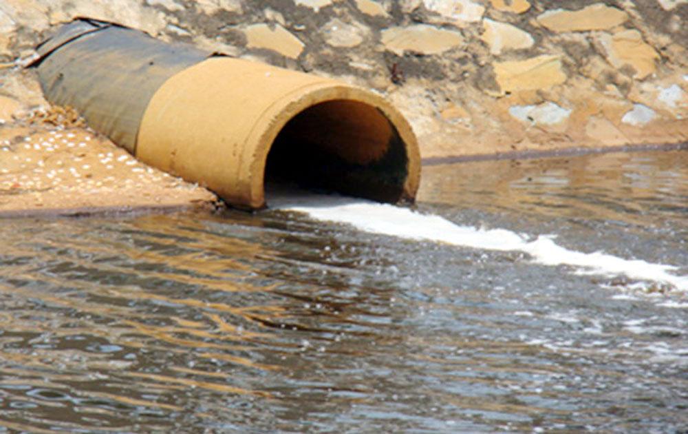 Thu gần 1,2 tỷ đồng phí bảo vệ môi trường đối với nước thải công nghiệp