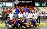 Huyện Hiệp Hòa giành HCV Giải bóng chuyền toàn tỉnh năm 2017