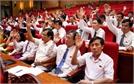 Bế mạc kỳ họp thứ Ba, HĐND tỉnh khóa XVIII, nhiệm kỳ 2016-2021