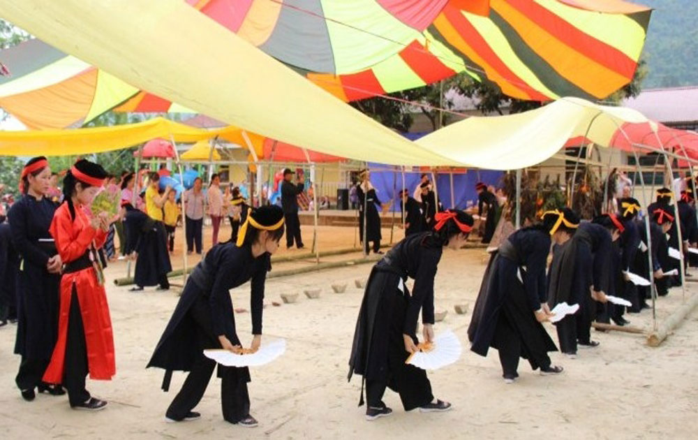 Moon worshipping festival of Tay ethnic people recognised as national heritage