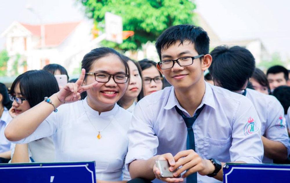 Nguyễn Tuấn Minh, cậu học trò học giỏi, đa tài