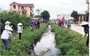 Hiệp Hòa Hơn 11 nghìn người tham gia chiến dịch vệ sinh môi trường
