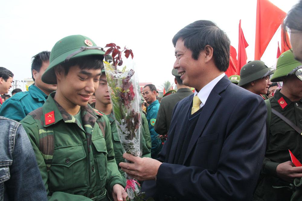 Kỷ niệm 70 năm Ngày thành lập lực lượng vũ trang huyện Việt Yên 20-7 (1947-2017): Phát huy truyền thống, xây dựng khu vực phòng thủ vững chắc