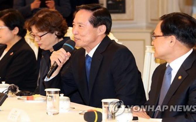 Tân Bộ trưởng Quốc phòng Hàn Quốc cam kết cải tổ quân đội
