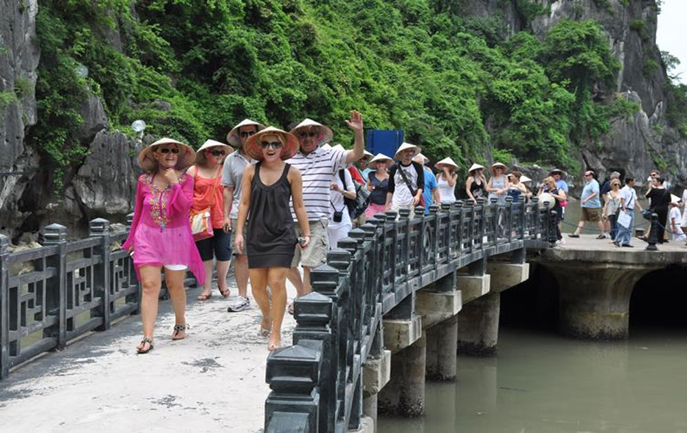 Ngành du lịch: Dốc toàn lực để tăng trưởng ít nhất 30%