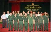 Đại hội đại biểu Hội CCB huyện Hiệp Hòa nhiệm kỳ 2017 - 2022