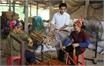 Bac Giang businessman exports broom handles