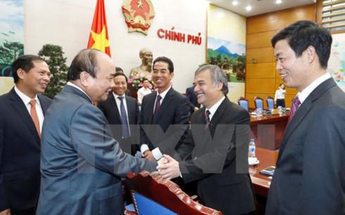 Thủ tướng gặp mặt các Đại sứ, Trưởng Cơ quan đại diện Việt Nam ở nước ngoài
