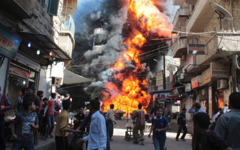 Liên Hợp quốc công bố sáng kiến mới chống khủng bố tại Syria