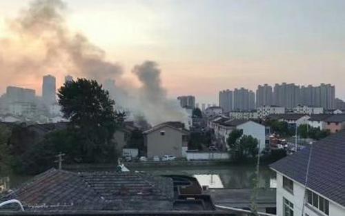 Cháy nhà 2 tầng ở Trung Quốc, 22 người chết