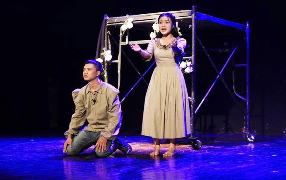 Vietnam theatre to stage masterpiece