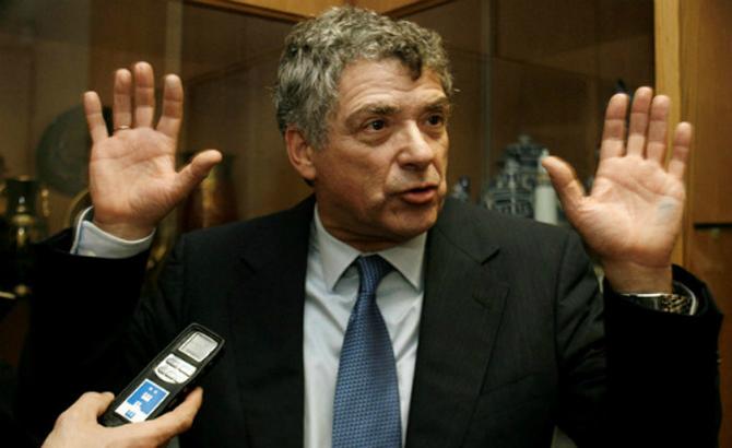 Chủ tịch Liên đoàn Bóng đá Tây Ban Nha bị bắt