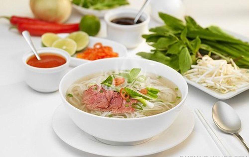 Vietnam's pho, summer rolls among world's best foods - CNN poll