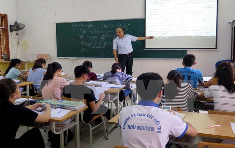 Quy định mới về định mức người làm việc trong trường học
