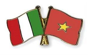 Italian Communist Party leader greeted in Hanoi