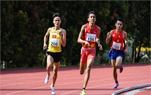 Track-and-field athletes pocket more gold medals at ASG
